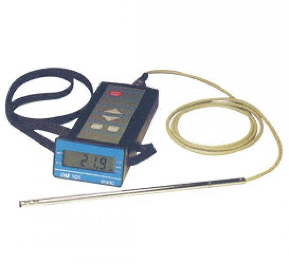 Thermo-Anémomètre Digital - Capteurs Météo Combinés